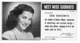 Meet-Miss-Subways_New-York-Transit-Museum_Untapped-Cities_Kristen-Gaylord_EnidBerkowitzposter11